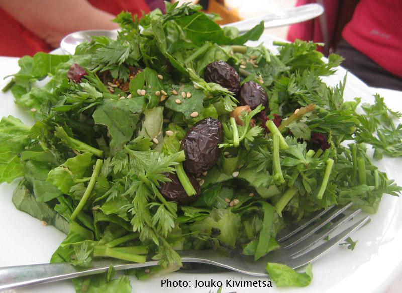 Spili salaatti