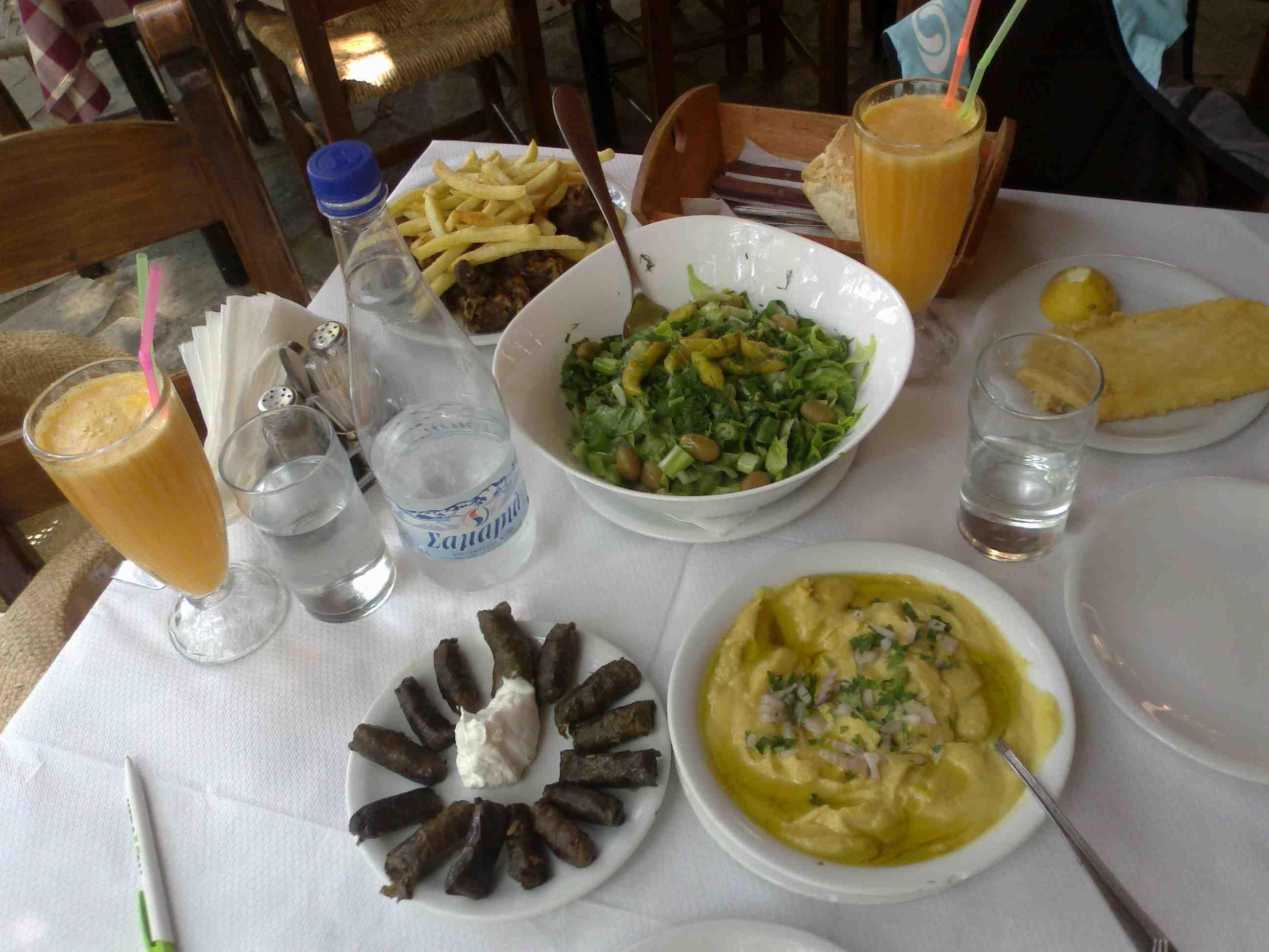 Armeni ruokapieni