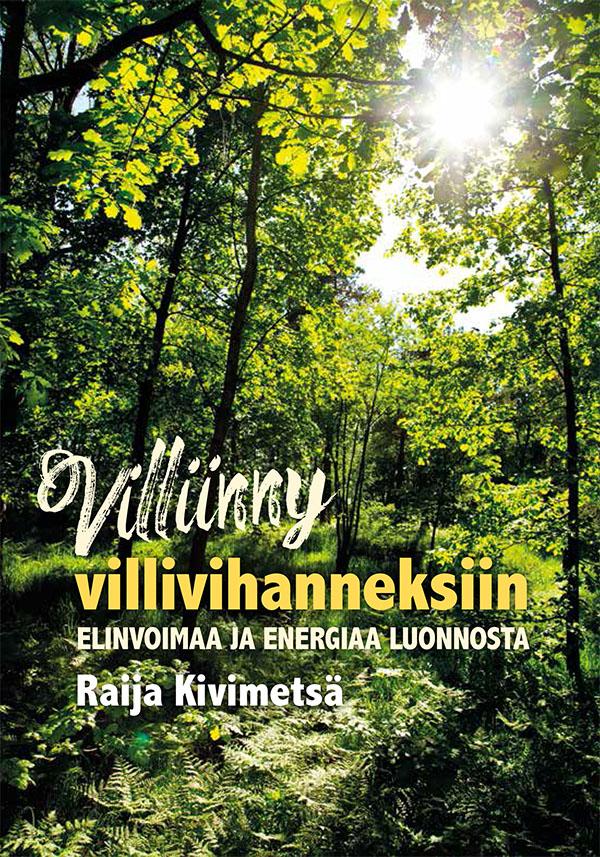 Villiinny villivihanneksiin (Kirjapaja)